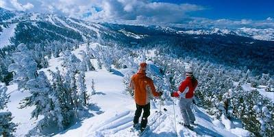3 Day MLK Weekend Ski Trip to North Lake Tahoe [$309]