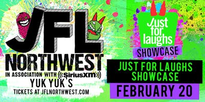 Just For Laughs Showcase