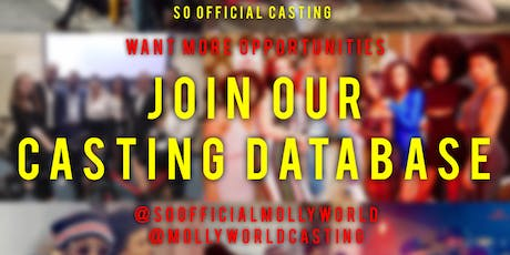 MOLLY WORLD CASTING  tickets