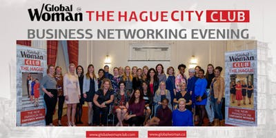 GLOBAL WOMAN THE HAGUE CITY CLUB: BUSINESS NETWORKING EVENING - JANUARY