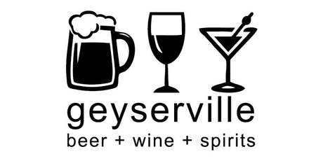 2019 Geyserville Beer, Wine & Spirits Festival tickets