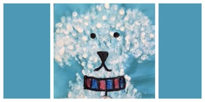 Paint Your Puppy Workshop (4-9 Years)