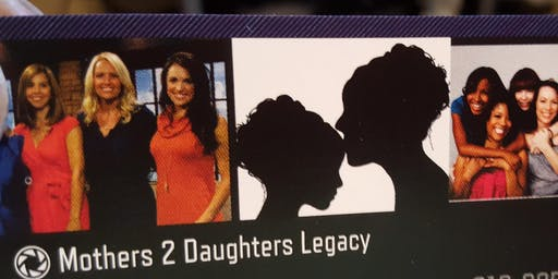 Mothers 2 daughters Legacy, fundraiser campagin