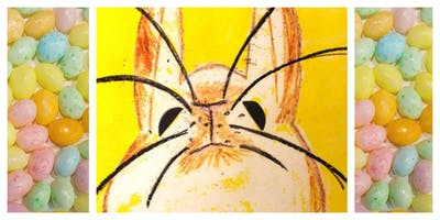 Mommy's Time Off- How to Draw the Easter Bunny (3-9 Years)