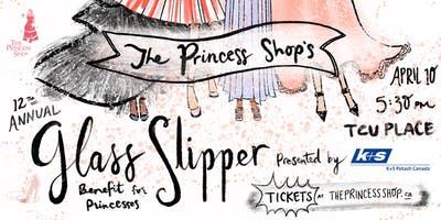 12th Annual Glass Slipper Benefit for Princesses presented by K+S Potash Canada