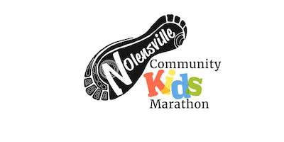 Nolensville Community Kids Marathon 2019