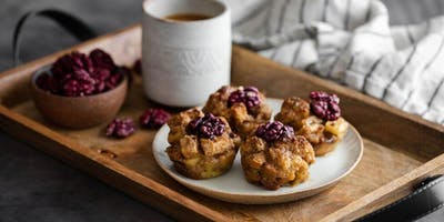 Holiday Baking with Red Walnuts Workshop
