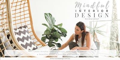 Mindful Interior Design Workshop