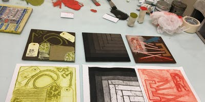 Collagraph Workshop