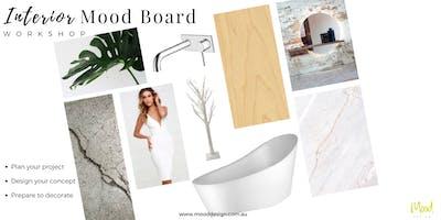 DIY Interior Moodboard Workshop
