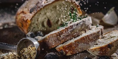 Hands-on Basic Bread Making, with Carmen Barquero