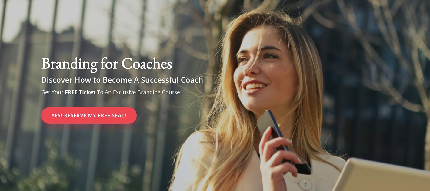 Branding for Coaches. Become A Successful Coach. FREE Course!