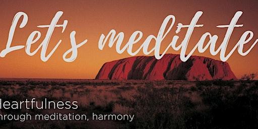 Heartfulness Meditation @ Riverton