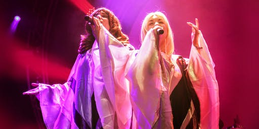 ABBA Tribute in Rosmalen (Noord-Brabant) 15-11-2019