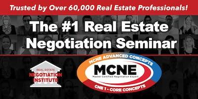 MCNE AC - Real Estate Negotiation Seminar - Bellevue, WA