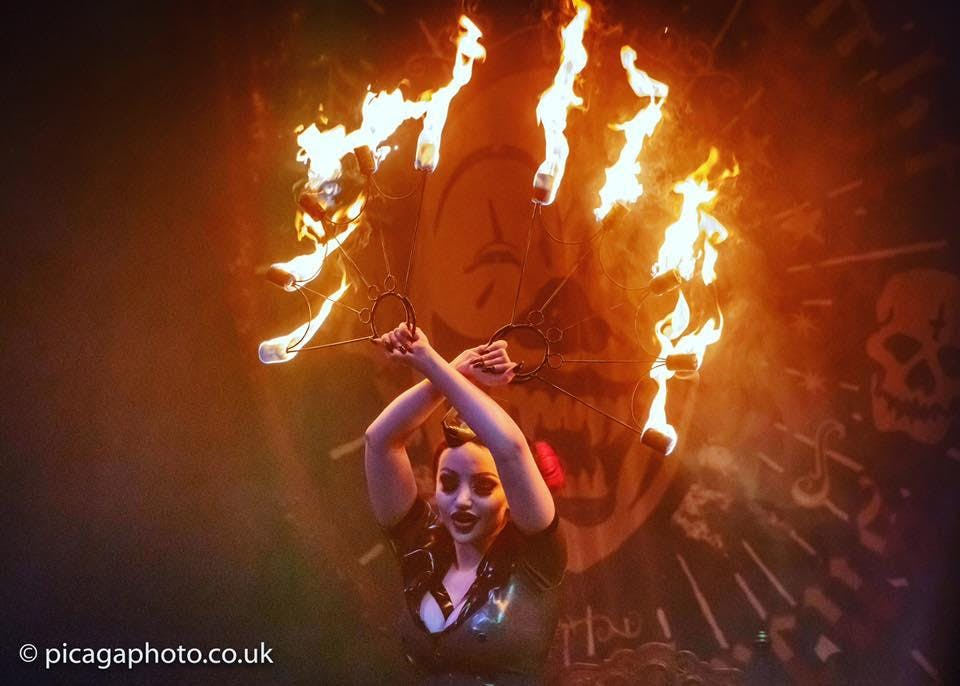 Isle of Wight Gothic Circus Festival