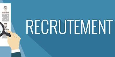 Problémes de recrutement ? Venez échanger sur vos pratiques et découvrir les nouvelles solutions de pôle emploi