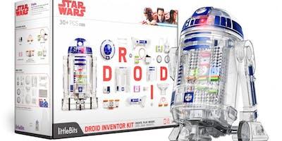 [Bambini] HELLO ROBOT - Costruisci i robot di Star Wars - Lab gratuito