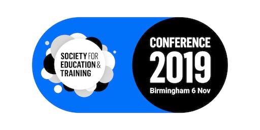 SET Conference 2019 - Promoting Professionalism
