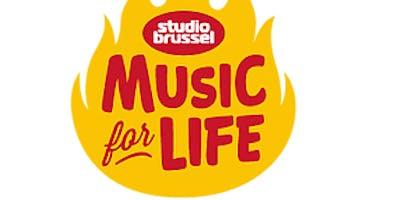 Music for Life: Chill for Life (€15 cash meebrengen naar de les)