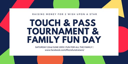 Touch & Pass Tournament for 2 Wish Upon A Star 2019