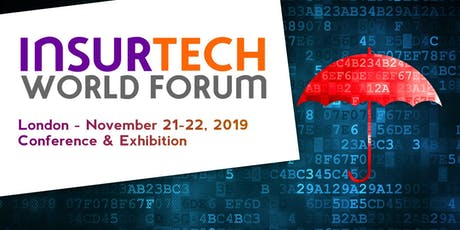 InsurTech World Forum • LONDON tickets