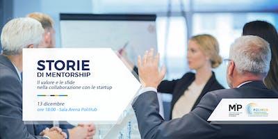 Storie di mentorship: il valore e le sfide nella collaborazione con le startup