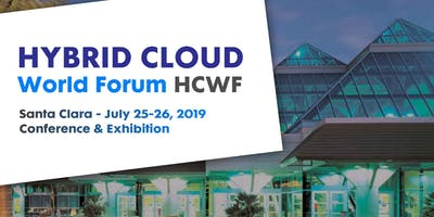 Hybrid Cloud World Forum  • SANTA CLARA