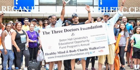 The Three Doctors Foundation Healthy Mind & Body Charity Walkathon tickets