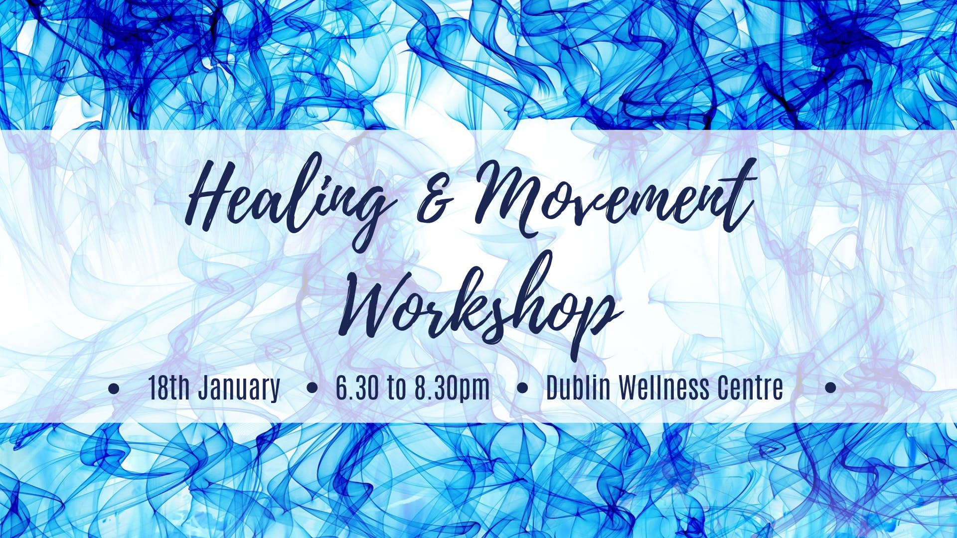 Healing & Movement Workshop- Dancing through the winter cycle