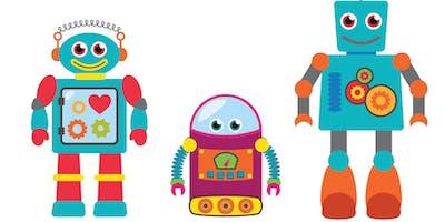 **SOLD OUT**Robotics workshop
