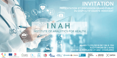 INAH : présentation et discussion grand public