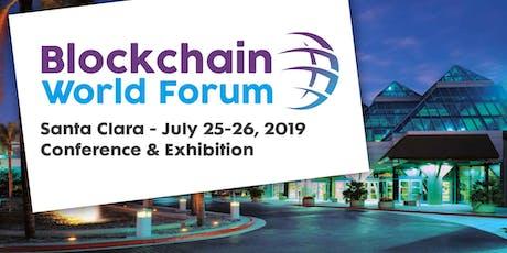 Blockchain World Forum · Santa Clara tickets