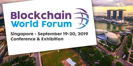 Blockchain World Forum · Singapore tickets