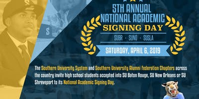 SUAF NATIONAL ACADEMIC SIGNING DAY
