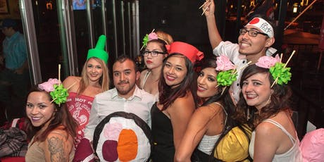 2019 Minneapolis Halloween Bar Crawl (Friday)  tickets