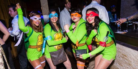 V1 - 2019 Dallas Halloween Bar Crawl (Friday)  tickets