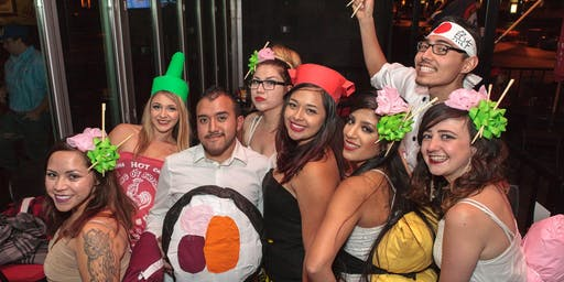 V1 - 2019 Denver Halloween Bar Crawl (Friday)
