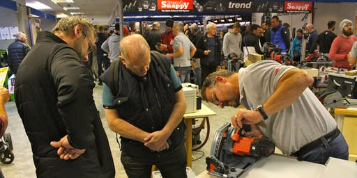 D&M Tools - 'THE' TOOL SHOW '19