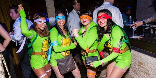 V1 - 2019 Chicago Halloween Bar Crawl (Saturday)