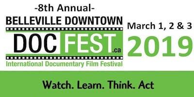 Belleville Downtown DocFest 2019