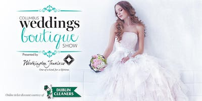 2019 Columbus Weddings Spring Boutique Show presented by Worthington Jewelers