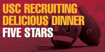 Scott Schrader USC Football Recruiting Dinner