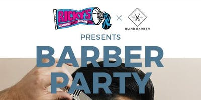 Ricky S Nyc Blind Barber Cuts Trims Beard Styling And More New