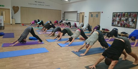 Do Yoga on Wednesdays at 7.45pm in West Wick tickets
