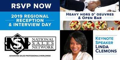 National Sales Network - San Francisco Regional Reception & Interview Day