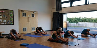 Do Yoga on Mondays at 7pm in West Wick