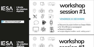 Workshop session 1