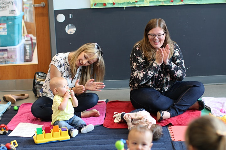 Getting Started Baby Sign Language Family Workshop -Feb. 20 image