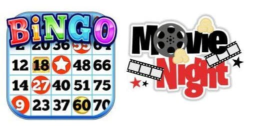 PGCR Bingo&Movie Night